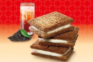 難以抵擋的酥脆魅力!知名伴手禮新口味「SEVEN CAFÉ 砂糖奶油樹 芬芳錫蘭紅茶&牛奶夾心脆餅」