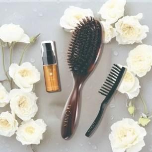 日本美髮護理專業品牌La CASTA限定款「頭皮按摩梳 Beauty Gift禮盒套裝」