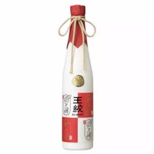 市島酒造x歌舞伎座☆純米大吟醸酒「王紋 純米大吟醸 新之助 500ml」