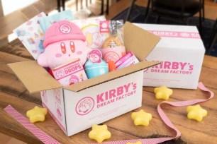 東京‧池袋PARCO期間限定體驗型快閃店「KIRBY's DREAM FACTORY」
