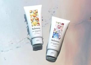日本I-ne旗下新護理品牌「Salanaru」3階段變化卸妝凝膠新上市