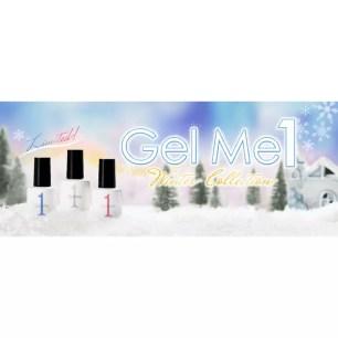 日本Cosmé de Beauté☆沙龍級美甲凝膠『GelMe1』2021年冬季限定色