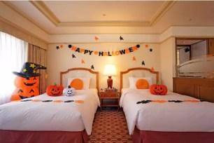 京都公主日航酒店☆2021年期間限定「萬聖節主題客房住宿方案」