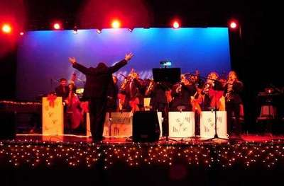 Jazz Ensemble, December 2006