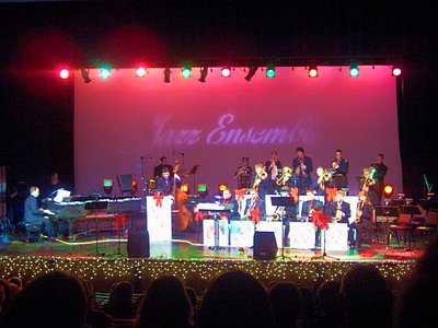 Christmas Jazz Photo 2006