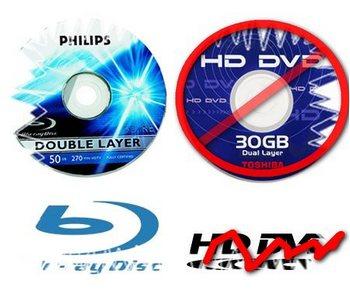 Blu-ray vs. HD-DVD
