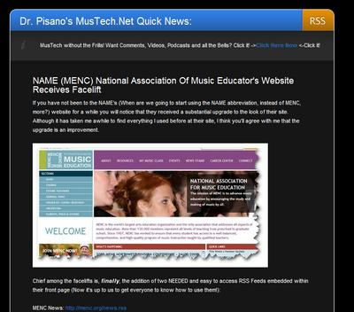 Mustech.net's Quick News Through Tumblr -A Tumblog
