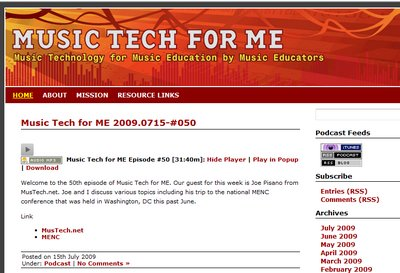 MusicTechForMe