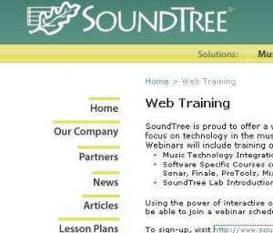 soundtreewebtraining