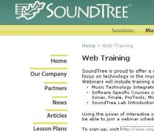 soundtreewebtraining