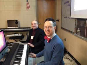 Richard McCready and Tom Rudolph