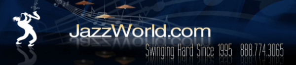 Pict of Jazz World Logo