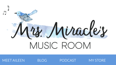 Picture of Mrs. Miracle's Music Room -Music Education and Music Teacher Blogs
