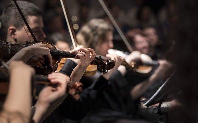 music education covid-19 violin picture coronavirus