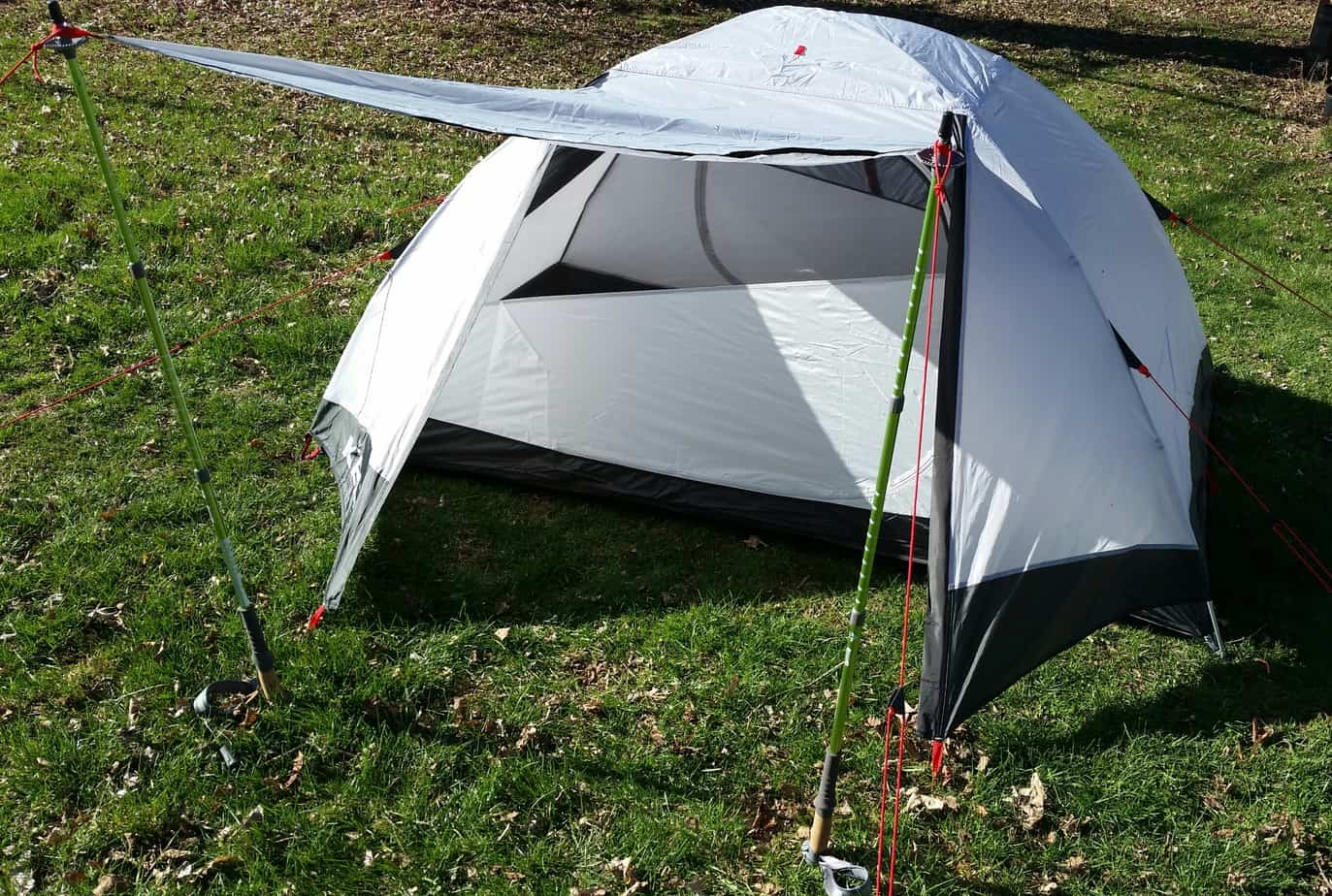 Kelty Gunnison 2 & Redesigned Kelty Gunnison 2 Tent u2013 First Look | Must Go Camping