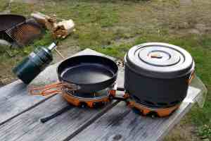 Jetboil Genesis Base Camp