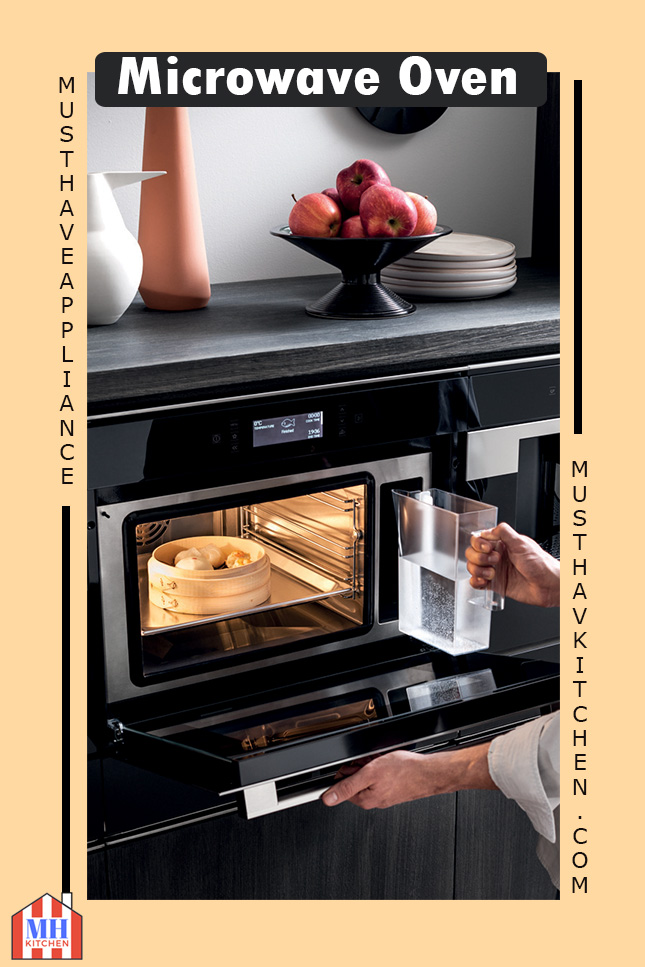 large kitchen appliances list