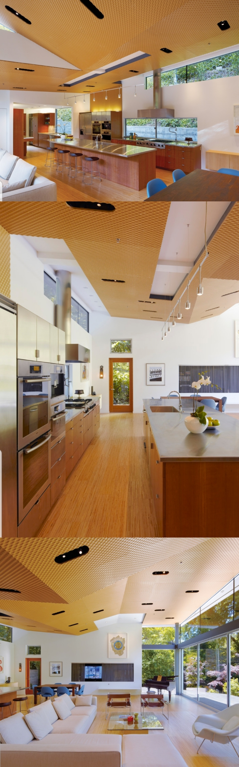 bright kitchen ceiling lights