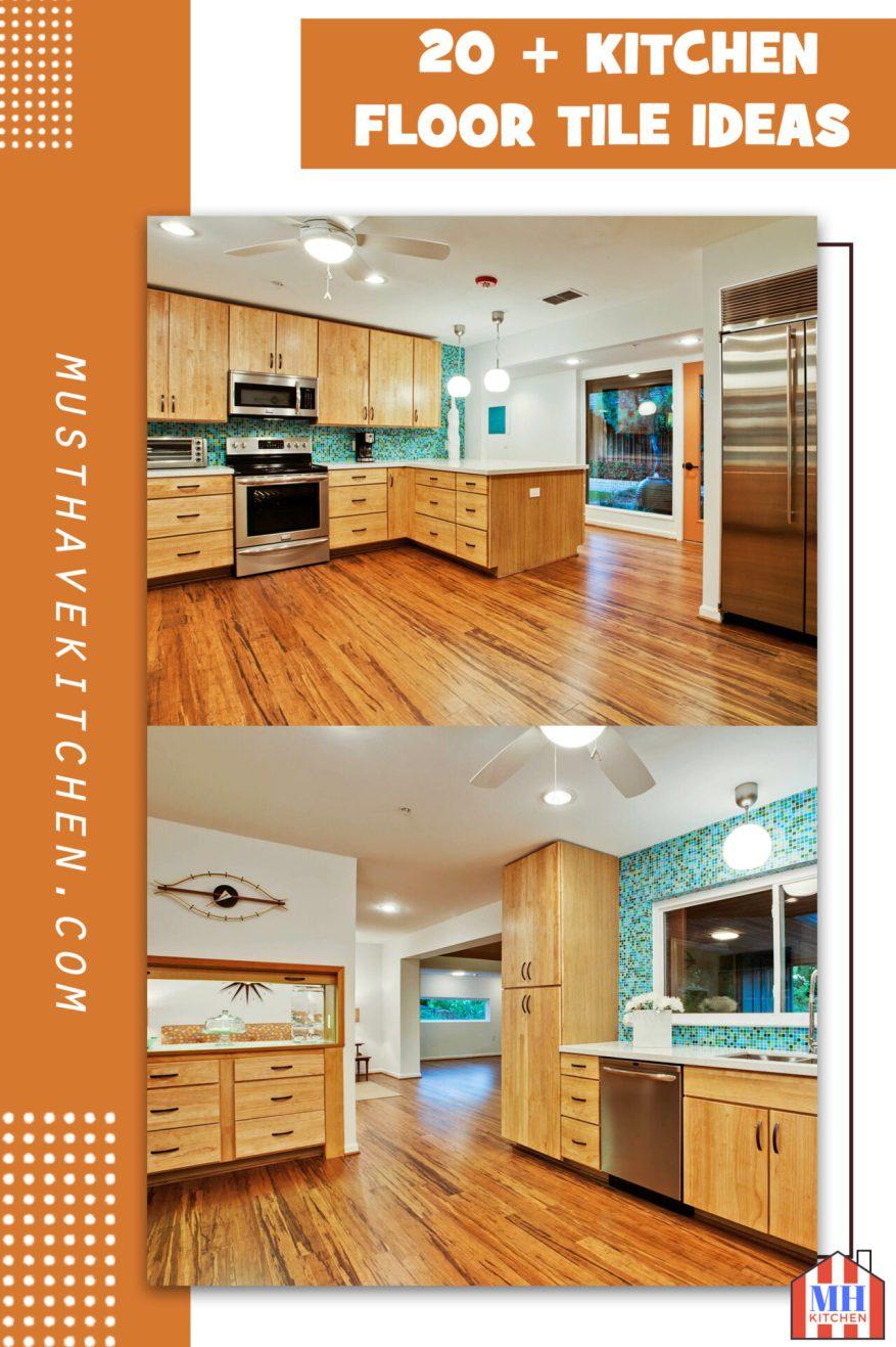kitchen flooring trends 2020
