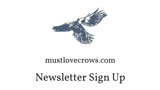 newsletter must love crows
