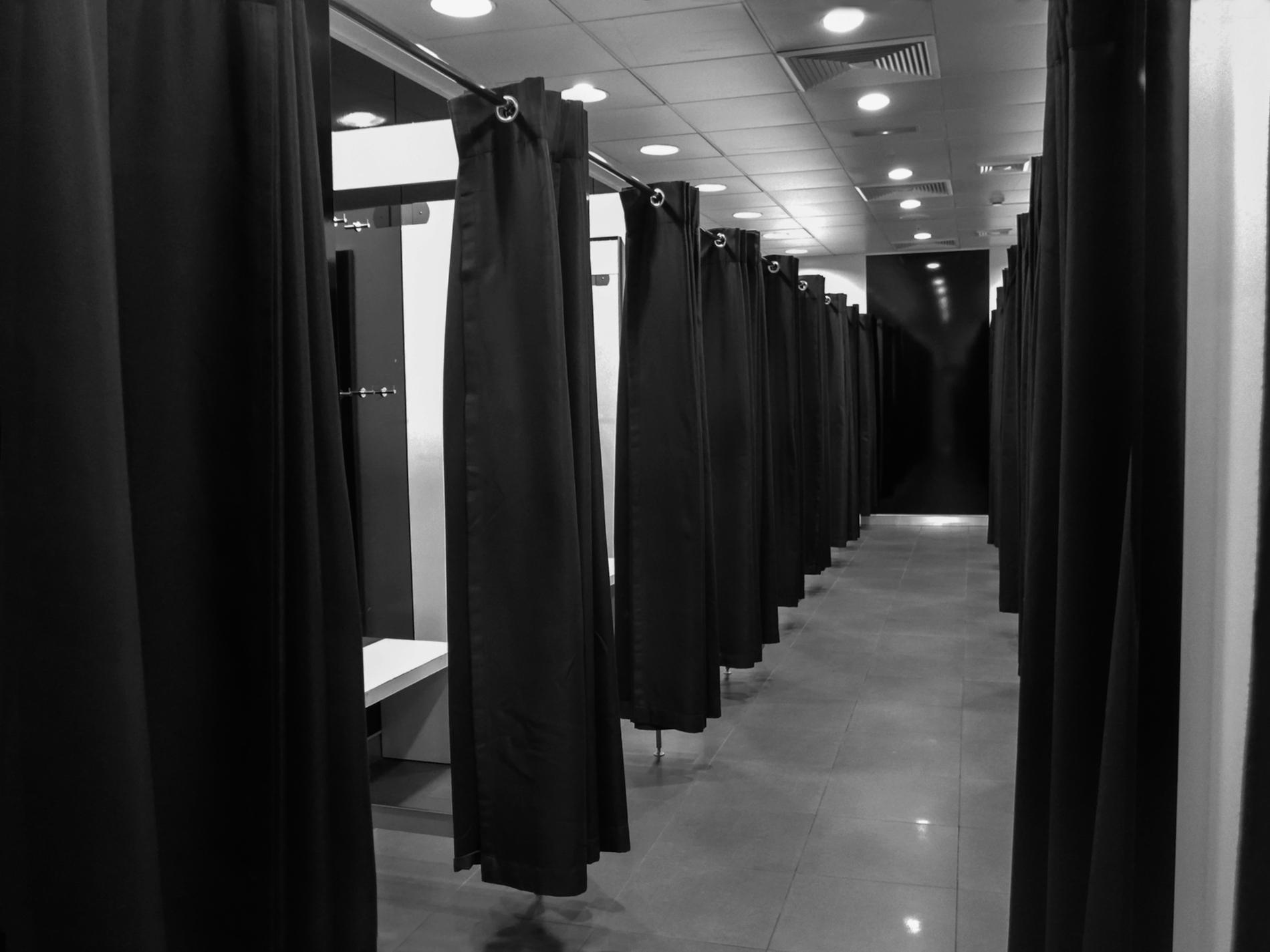 Dressing Room Deficiencies