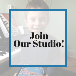 Join our Studio!