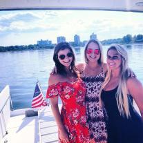 NYC yacht trip