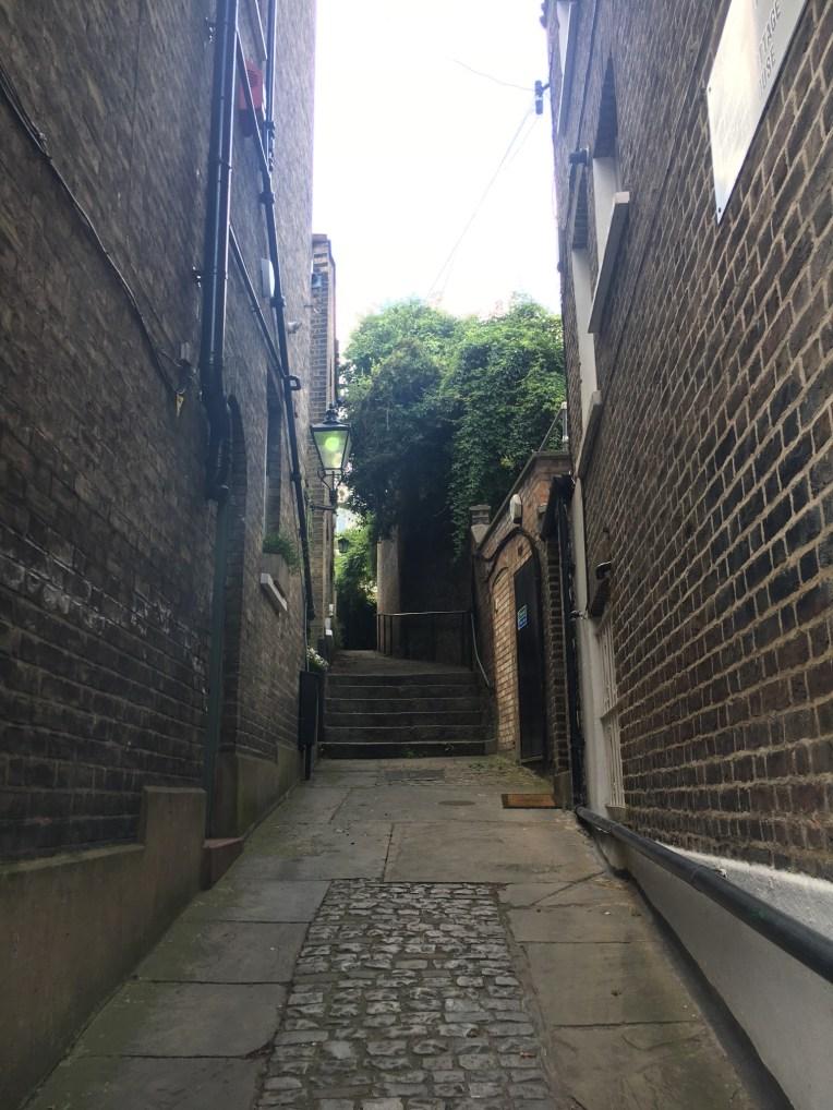 hampstead village london