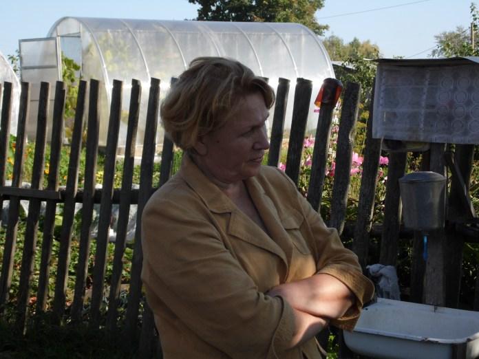 Татьяна Ромахина. Фото: Алексей Владимиров