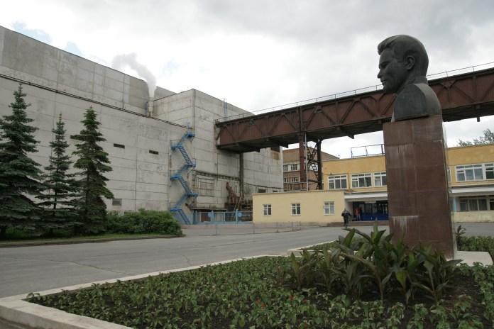 """ОАО """"Кондопога"""". Фото: Губернiя Daily"""