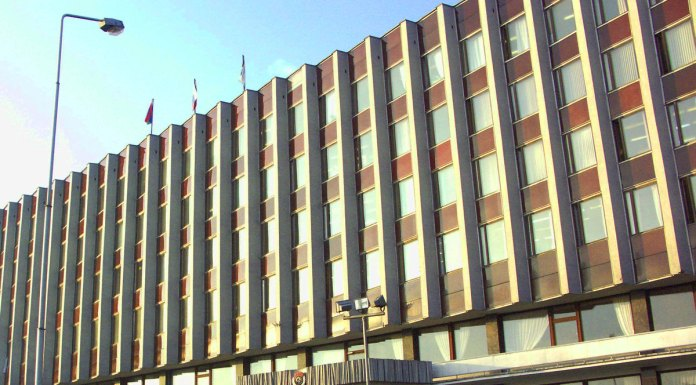 Администрация Петрозаводска. Фото: Губернiя Daily