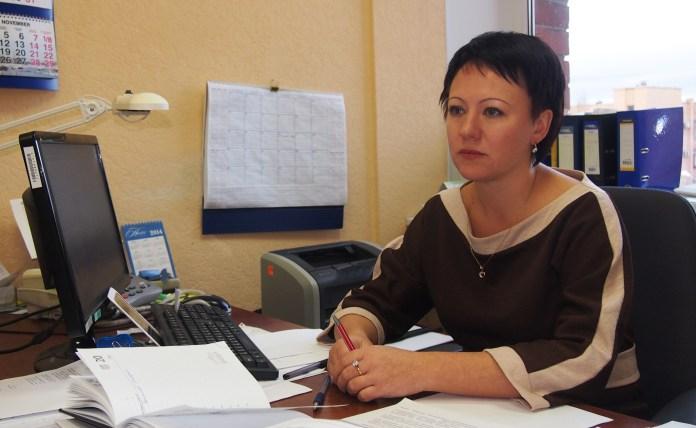 Ольга Мелентьева. Фото: Валерий Поташов