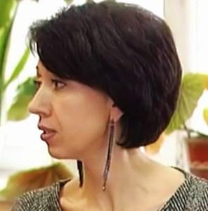 Инна Рожкова. Фото: facebook.com