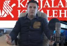 Максим Ефимов дает интервью Karjalan kuvalehti. Скрин канала YouTube