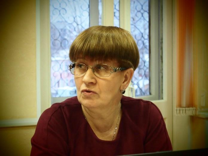 Главврач Центра СПИД Нина Холина. Фото: Валерий Поташов