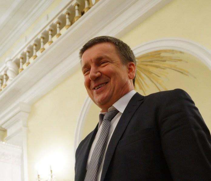 Глава Карелии Александр Худилайнен не был избран населением республики. Фото: Губернiя Daily
