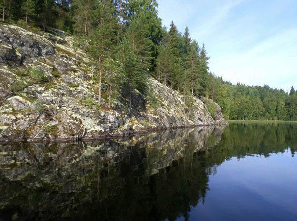 Озеро Ковшозеро. Фото: facebook.com