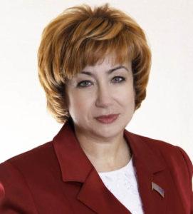 Ирина Петеляева. Фото: karelia-zs.ru