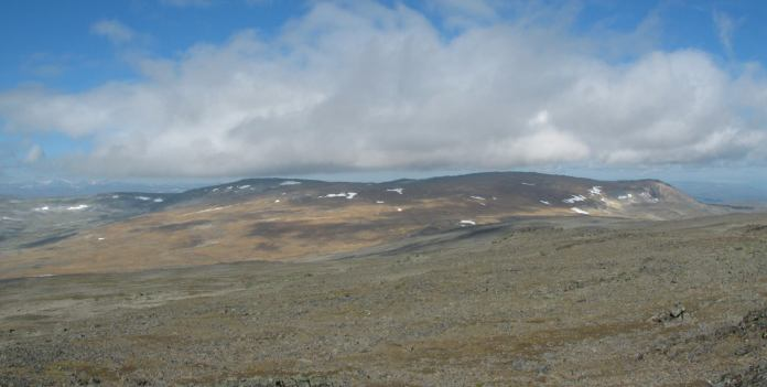Гора Халти. Фото: facebook.com