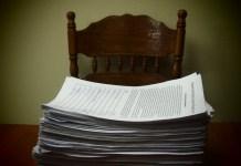 Президенту переданы более 10 тысяч подписей за отставку главы Карелии. Фото: Валерий Поташов