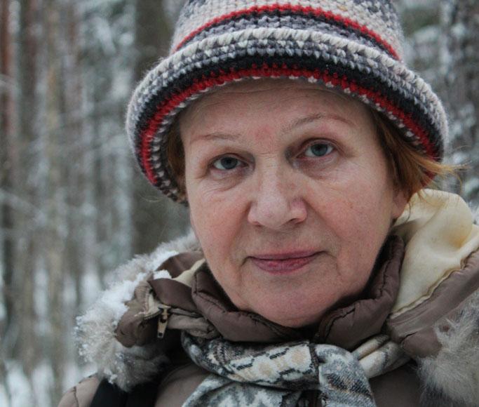 Жительница деревни Суна Татьяна Ромахина. Фото: spok-karelia.ru