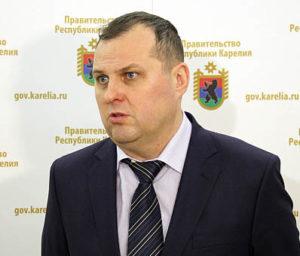 Олег Тельнов. Фото: gov.karelia.ru
