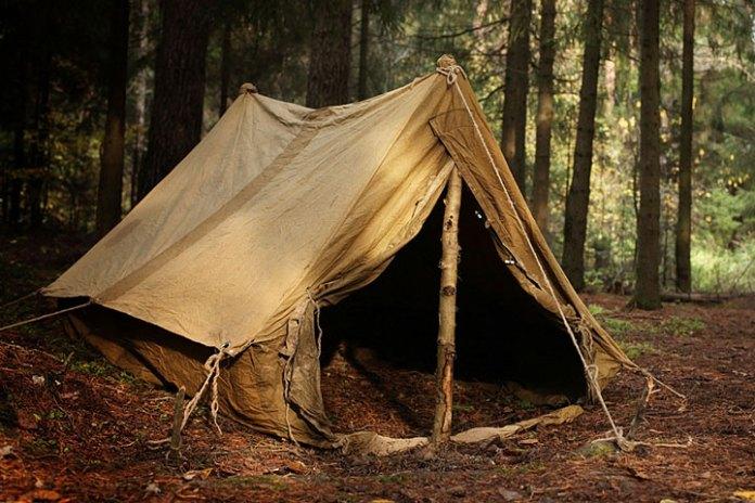 Депутаты загоняют небогатых туристов в палатки? Фото: vk.com