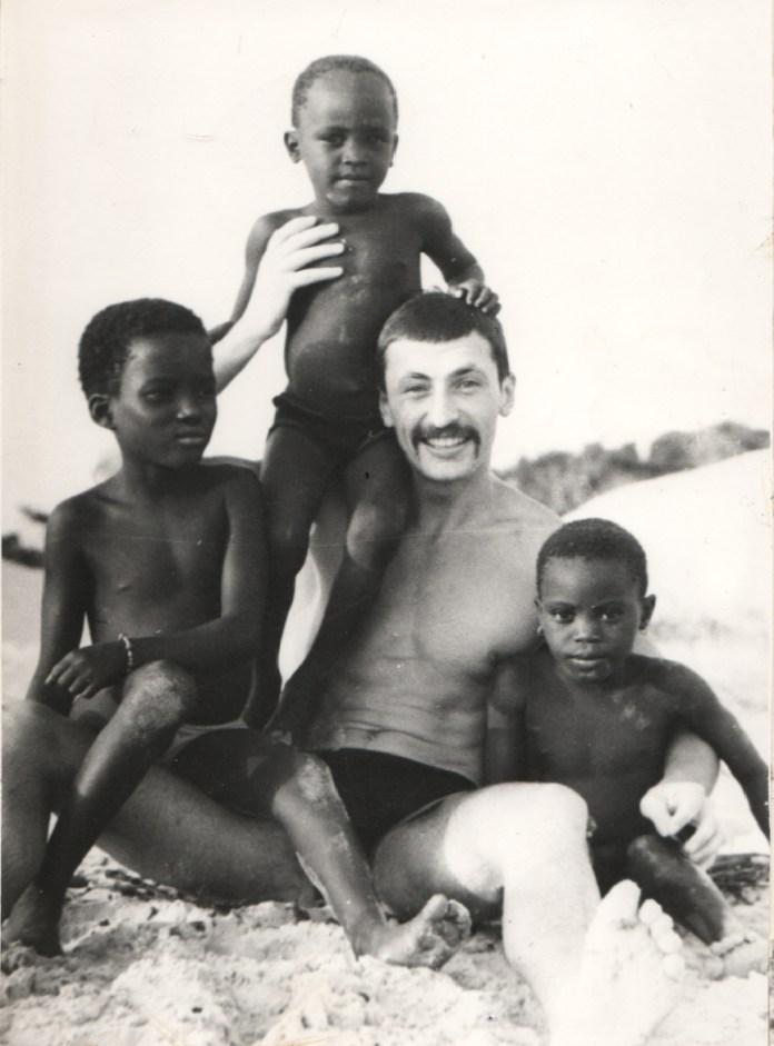 Нигерия-1985. Фото: Виктор Позерн