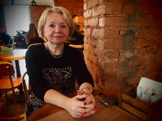 Эмилия Слабунова. Фото: Валерий Поташов