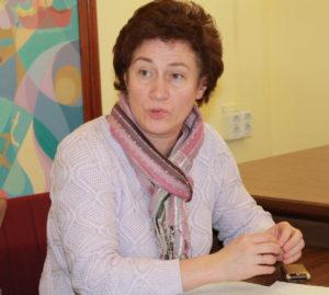 Татьяна Васильева. Фото: Наталья Соколова