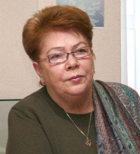 Эльвира Аверьянова. Фото: Татьяна Смирнова