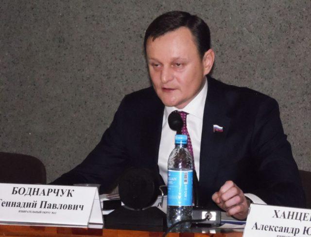 Геннадий Бондарчук. Фото: Алексей Владимиров
