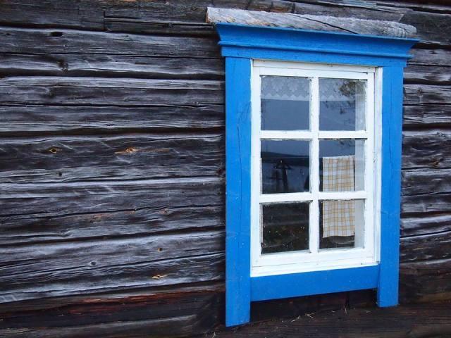 В старинной карельской рунопевческой деревне Суднозеро. Фото: Валерий Поташов