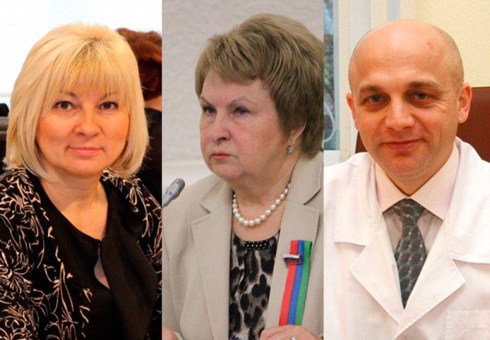 Ларису Жданову, Валентину Пивненко и Элиссана Шандаловича многие считают главными претендентами на победу в праймериз